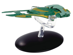 Star Trek Starships Collection #137 Xindi Humanoid