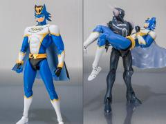 Tiger & Bunny S.H.Figuarts Wild Tiger (Top MaG Version)