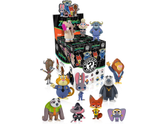 Zootopia Mystery Minis Box of 12 Figures