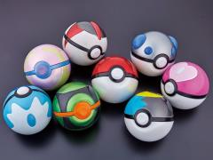 Pokemon Ball Collection Revival Box of 8 Exclusive Poke Balls