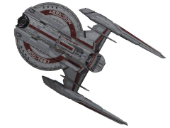 Star Trek: Discovery Collection #1 USS Shenzhou NCC-1227