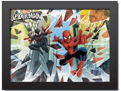 Marvel Spider-Man 3D Framed Artwork