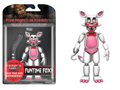 Five Nights at Freddy's Articulated Figure Series 02 - Funtime Foxy