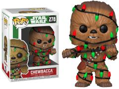 Pop! Star Wars: Holiday - Chewbacca