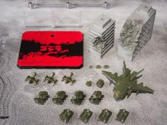 Godzilla S.H.MonsterArts Weapons Effect Tamashii Exclusive