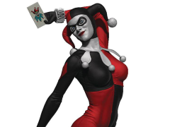 DC Comics Finders Keypers Harley Quinn (Classic) Statue
