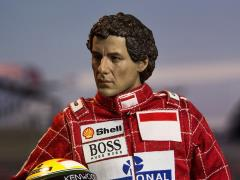 Ayrton Senna Live Legend 1/6 Scale Limited Edition Figure