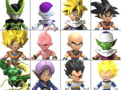 "Dragon Ball Z 3"" Vinyl Figures Wave 1 Box of 16 Figures"