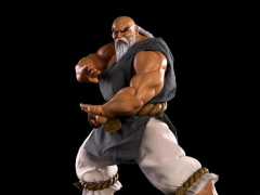 Street Fighter Gouken 1/4 Scale Statue