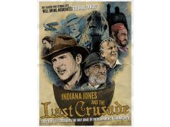 Indiana Jones Eternal Thrills Limited Edition Giclee