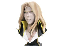 Castlevania Legends in 3D Alucard 1/2 Scale Limited Edition Bust