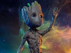 Guardians of the Galaxy Vol. 2 Baby Groot Life-Size Maquette
