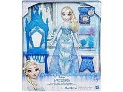 Frozen Elsa Fashion Doll With Coronation Vanity