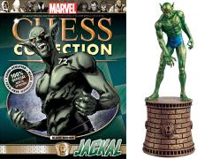 Marvel Chess Figure Collection #72 - Jackal Black Bishop