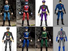 "Adventure People 4"" Figure Wave 01 - Set of 8"