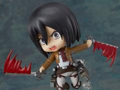 Attack on Titan Nendoroid No.365 Mikasa Ackerman