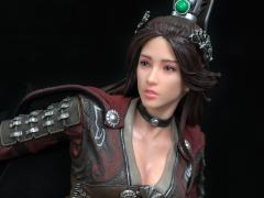 Three Kingdoms Sun Shangxiang 1/4 Scale Statue