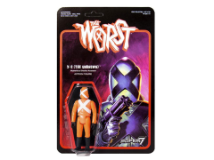 The Worst ReAction Figure X-2 Star Worst Variant SDCC 2017 Exclusive