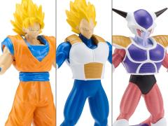 Dragon Ball Super Power Up Action Figure - Set of 3