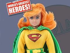 "DC World's Greatest Heroes Supergirl (Green Dress) 8"" Retro Figure"