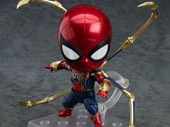 Avengers: Infinity War Nendoroid No.1037 Spider-Man (Infinity Edition)