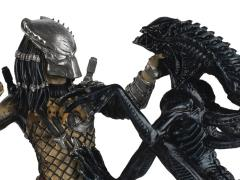 Alien & Predator Figurine Collection Special Edition #12 Alien Vs. Predator
