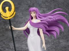 Saint Seiya D.D.Panoramation Goddess Athena with Soldiers Fire Clock Extension Set