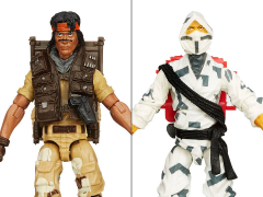 G.I. Joe 50th Anniversary Classic Clash Versus Two Pack