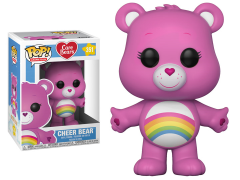 Pop! Animation: Care Bears - Cheer Bear