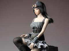 Steampunk 1/6 Scale Outfit (Grey)