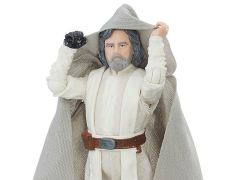 "Star Wars: The Black Series 6"" Luke Skywalker Jedi Master on Ahch-To Island (The Last Jedi) Exclusive"