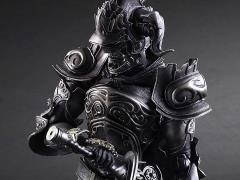 Final Fantasy Play Arts Kai Gabranth