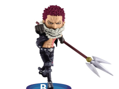 One Piece World Collectable Figure Vol. 3 Whole Cake Island Charlotte Katakuri