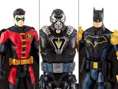 "Batman Missions 6"" Batman & Robin Vs. Bane Three-Pack"