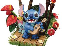 Disney D-Select DS-004 Lilo & Stitch PX Previews Exclusive Statue