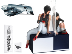 Mirror's Edge Catalyst Collector's Edition Without Game