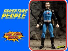 "Adventure People 4"" Figure Wave 01 - Action Jackson"