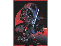 Star Wars Anakin's Path Art Print