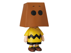Peanuts Ultra Detail Figure No.490 Charlie Brown (Grocery Bag Ver.)