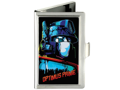 Transformers Optimus Prime Business Card Holder