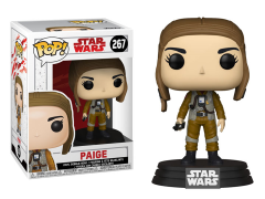 Pop! Star Wars: The Last Jedi - Paige