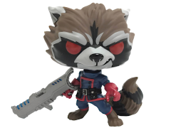 Pop! Marvel: Guardians of the Galaxy - Rocket Raccoon (Classic) PX Previews Exclusive