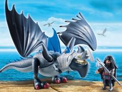 DreamWorks Dragons Playmobil Playset - Drago & Thunderclaw