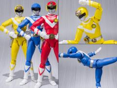 Power Rangers S.H.Figuarts Vul Shark & Vul Panther Set Exclusive