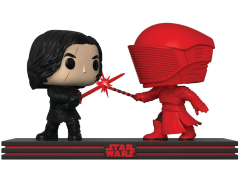 Pop! Star Wars: The Last Jedi Movie Moments - Clash on the Supremacy (Kylo Ren vs Praetorian Guard)