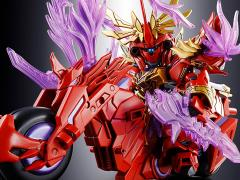 Gundam SD Sangoku Soketsuden Lu Bu Sinanju & Red Hare Model Kit