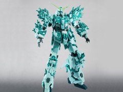 Gundam Robot Spirits Unicorn Gundam Crystal Body Exclusive