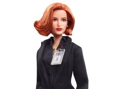 The X-Files Barbie Agent Dana Scully