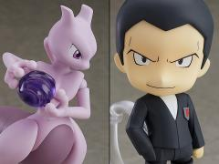 Pokemon Nendoroid No.875 Giovanni & Mewtwo