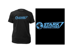 Marvel Iron Man Stark Industries T-Shirt